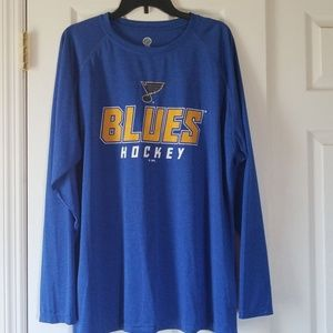 New without tags Saint Louis blues long sleeve T-s